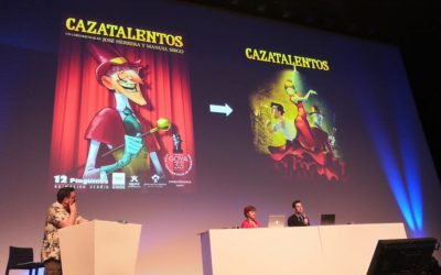 Cazatalentos en Cartoon Movie 2020